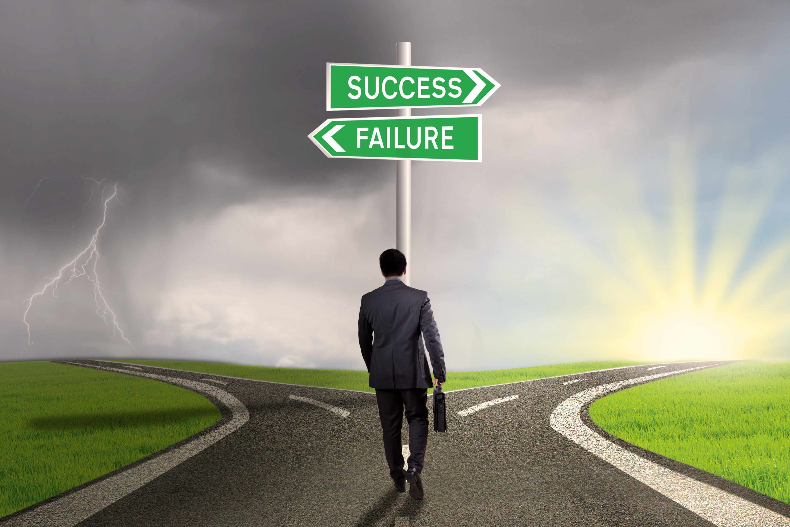 Business success in business supported by Richard Gourlay
